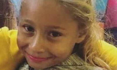 Menina desaparece enquanto brincava em praça perto de casa em Chavantes — Foto: Arquivo pessoal