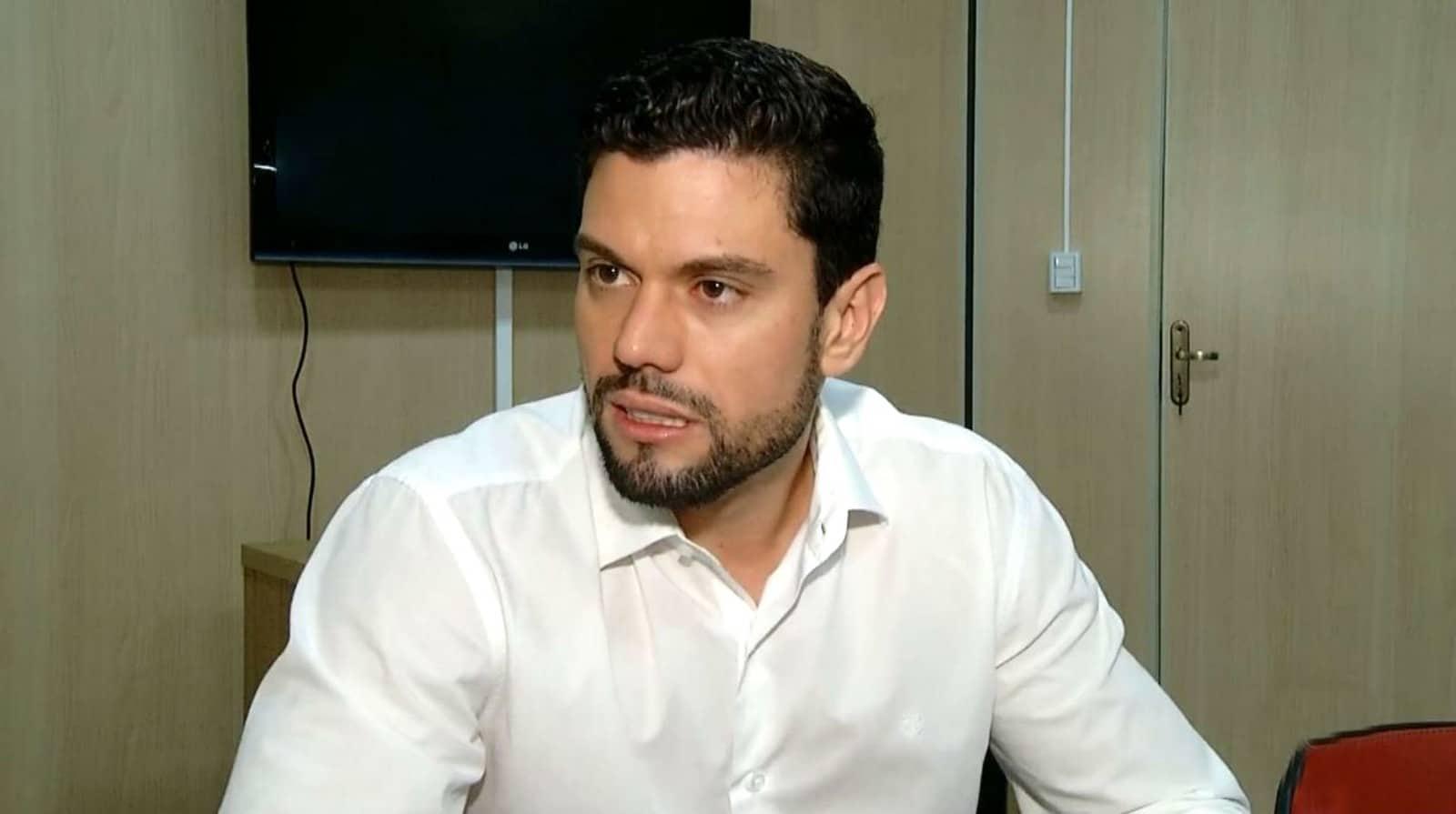 Justiça condena prefeito de Ourinhos a pagar multa de R$ 50 mil por improbidade administrativa — Foto: TV TEM/Reprodução