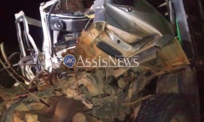 Homem de 41 anos morre em acidente em Palmital (Foto: The Brothers/Cedida ao AssisNews)