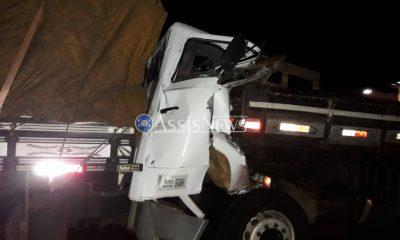 Duas pessoas morrem em grave acidente em Tarumã (Foto: The Brothers/Cedida ao AssisNews)