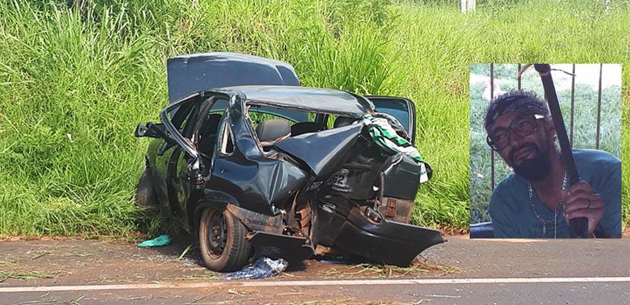 Morador de 'Conceição' morre após acidente de carro na rodovia (Foto: Manoel Moreno/i7 Notícias)