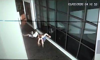 Presos fogem da cadeia de cambé — Foto: Divulgação/Polícia Civil