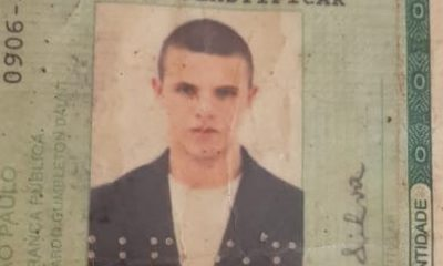 Jonas Campanha da Silva era suspeito de ter cometido o latrocínio contra o aposentado — Foto: Reprodução