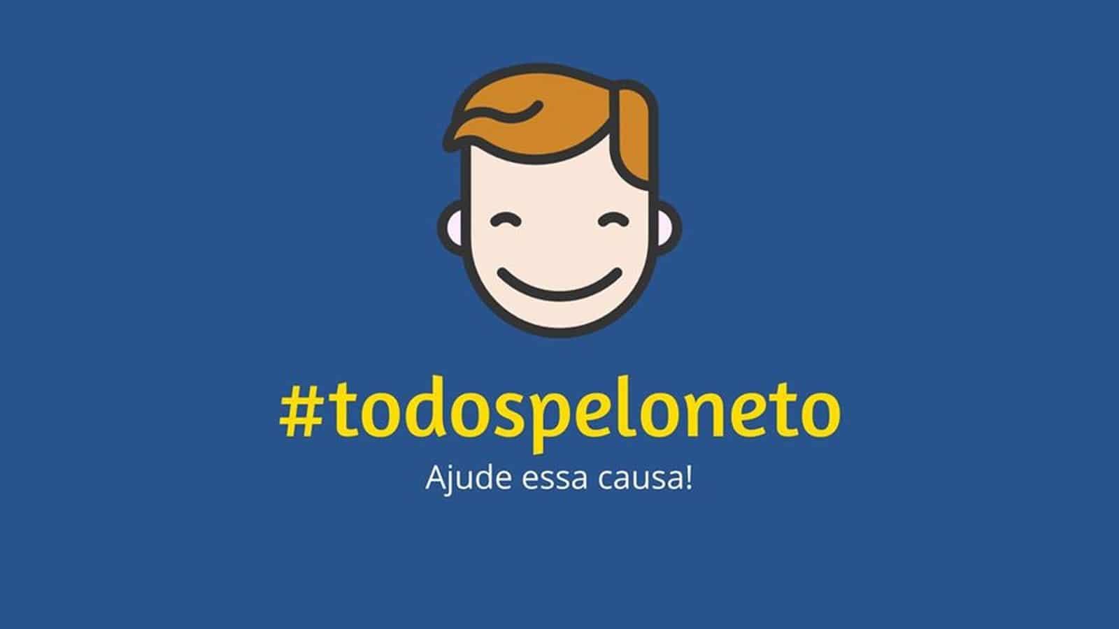 Campanha criada pela família convoca o maior número de doadores de medula em Pedrinhas Paulista — Foto: Divulgação/Lídia Pignataro