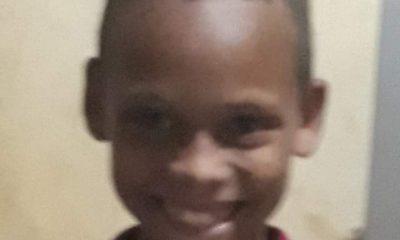 Haroldo tinha 8 anos e costumava brincar no lago municipal em Ipaussu — Foto: Arquivo pessoal