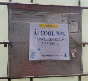 Usina Água Bonita doa mil litros de álcool para Secretaria da Saúde de Assis (Foto: Departamento de Comunicação)