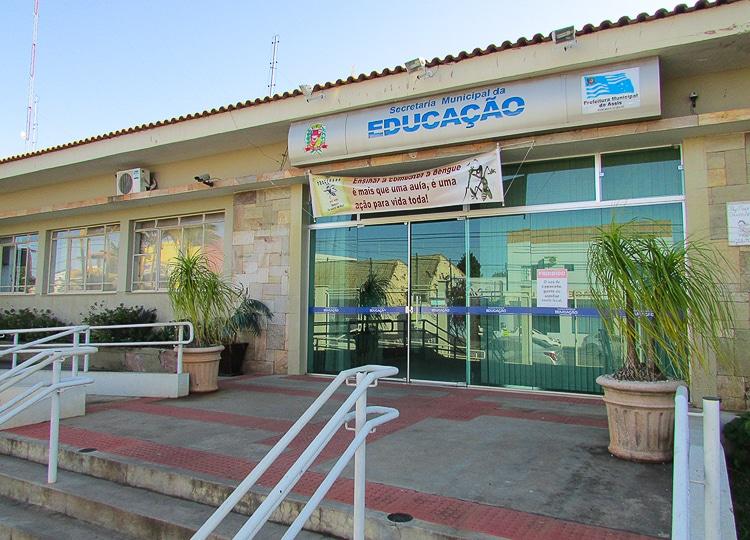 Prefeitura antecipa recesso de julho para alunos da Rede Municipal de Ensino (Foto: Departamento de Comunicação)