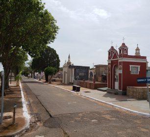 Prefeitura informa normas do Cemitério Municipal (Foto: Departamento de Comunicação