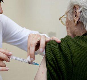 Saúde divulga pontos de vacinação contra a gripe (Foto: Departamento de Comunicação)
