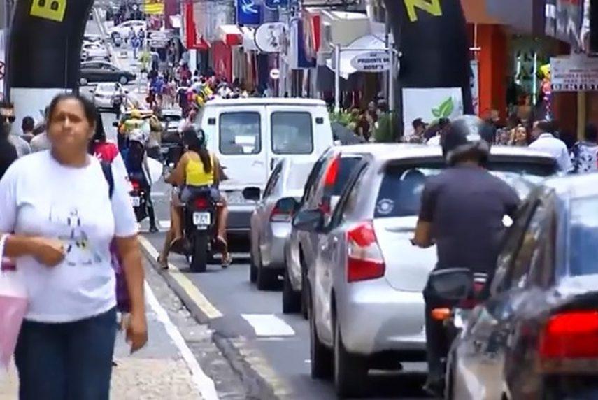 Prefeito de Marília anuncia que vai reabrir comércio na quarta-feira (Foto: Reprodução/TV TEM)