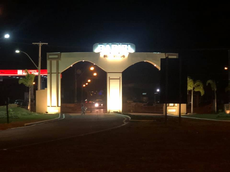 Portal de Bariri (Foto: Caio Glauco)