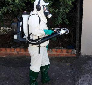 Prefeitura retoma nebulização contra Aedes em Assis (Foto: Departamento de Comunicação)