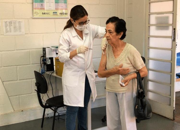 Vacinação contra gripe será retomada na terça (Foto: Departamento de Comunicação)