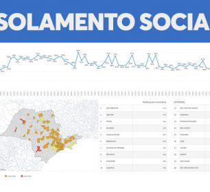 Isolamento social em Assis registra 43% nessa quarta (Foto: Departamento de Comunicação)