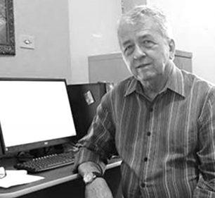 José Carlos Salata estava internado desde o dia 30 de março com sintomas da doença e morreu neste sábado (2) — Foto: Divulgação/Prefeitura de Quatá