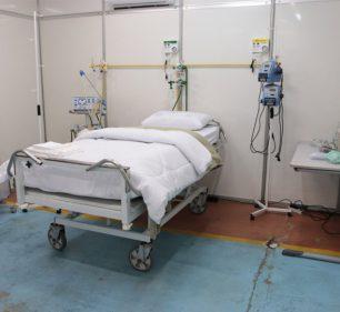 Hospital de Campanha já está pronto para atendimento