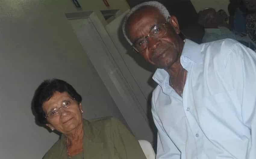 Casal morava em Pirapozinho e estava junto havia 60 anos (Foto: Arquivo pessoal)