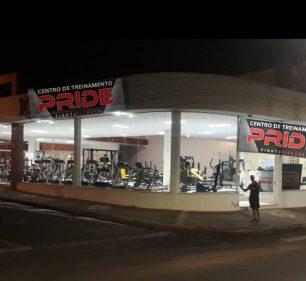Academia Pride, de Assis, está em novas instalações (Foto: Divulgação)