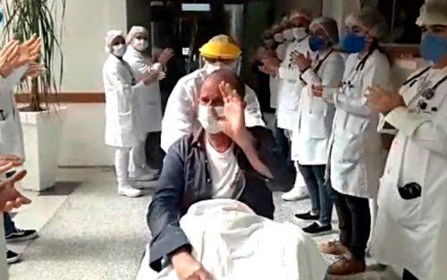 Prefeito José Fernandes tem alta hospitalar (Foto: Departamento de Comunicação)