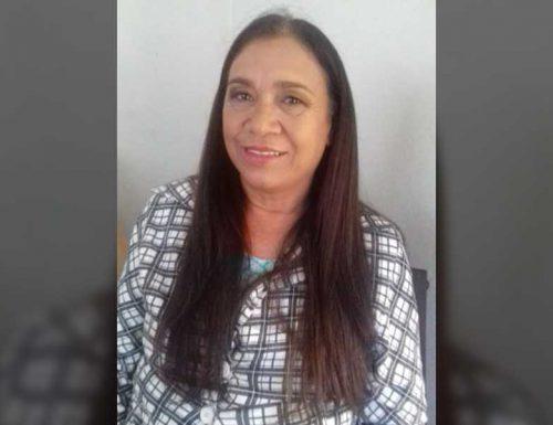 Iracema Barbosa não resistiu às complicações do Covi-19 (Foto: Arquivo Pessoal)