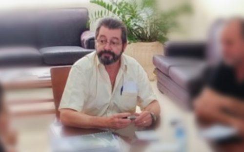 Morre Secretário Clóvis Marcelino devido a complicações do Covid-19 (Foto: Reprodução)