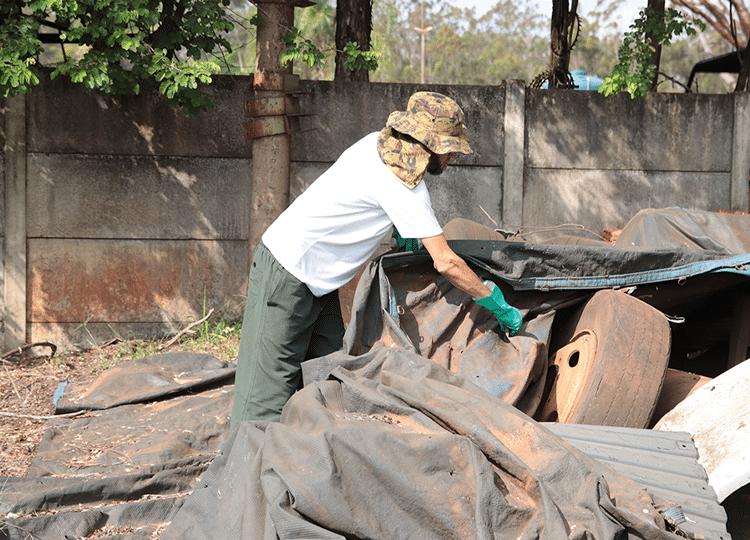Em 30 dias Assis registra apenas 6 casos de Dengue (Foto: Departamento de Comunicação)