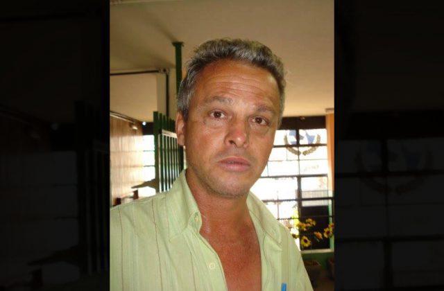 Jornalista Nelinho Moraes sofre AVC e é internado em UTI (Foto: Arquivo Pessoal)