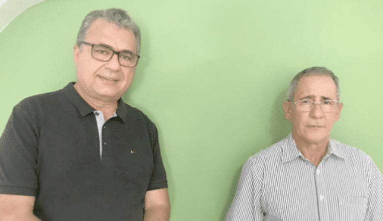 Quinteiro terá 'Valério da Farmácia' como candidato a vice (Foto: Divulgação)