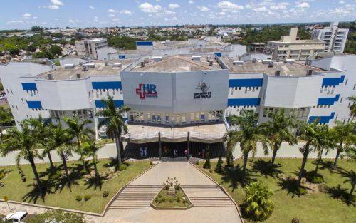 Hospital Regional de Presidente Prudente (Foto: HR/Divulgação)