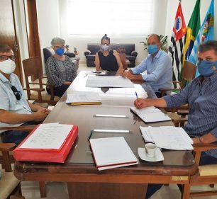 Prefeitura articula construção de nova creche e reformas das unidades escolares, durante pandemia (Foto: Departamento de Comunicação)