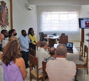 Assis recebe meio milhão de reais para recapeamento das ruas do Parque Universitário (Foto: Departamento de Comunicação)