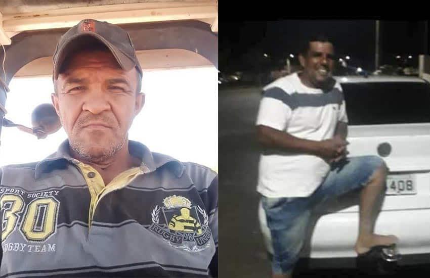 Sidinei Rodrigues e Pedro dos Santos seguiam em uma VW/Saveiro e eram moradores de Quatá