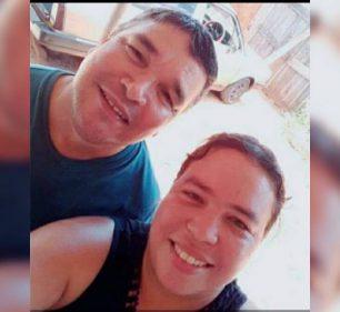 Francisco da Silva e Tháis Fernanda da Silva faleceram neste domingo (18)