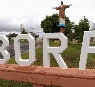 Prefeitura adota medidas de prevenção para manter menor cidade de SP livre do coronavírus — Foto: TV TEM/Reprodução