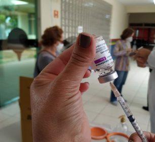 Lista atualizada dos vacinados contra a COVID-19 é divulgada pelo município