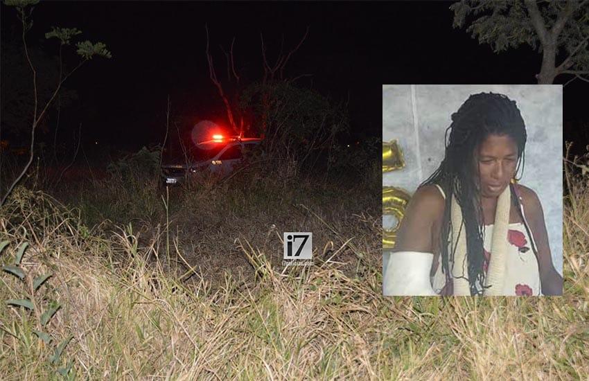 O corpo de Nair Pontes foi encontrado no Centro de Convergência