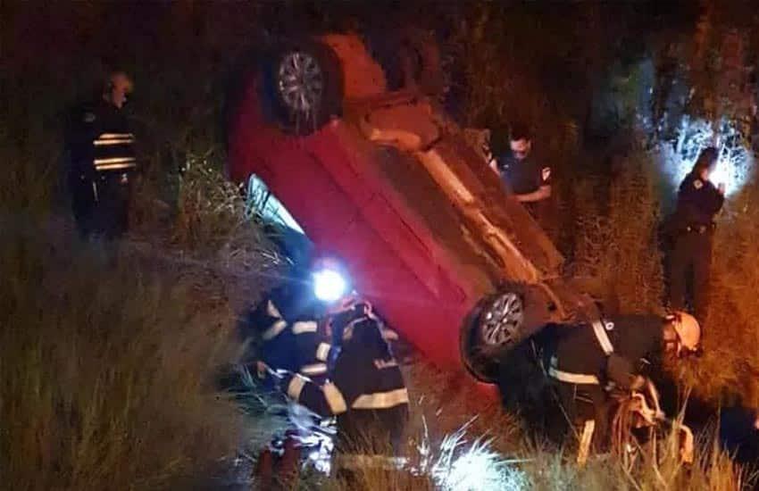 Acidente foi na SP-457, em Rancharia (Foto: Cedida)