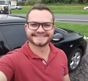 Samoel é vendedor de refrigerantes e conhecido em Paraguaçu Paulista, onde já morou