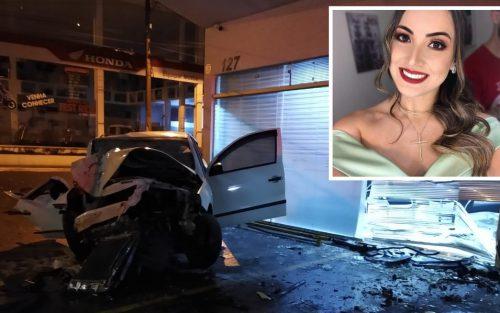 Psicóloga de 26 anos morreu em acidente de carro em Assis — Foto: The Brothers/Divulgação