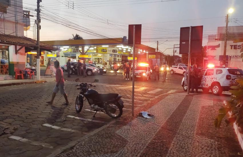Quatro pessoas ficam feridas após explosão em cozinha de restaurante em Paraguaçu
