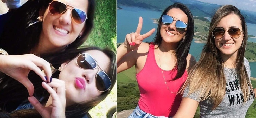 Thaís era amiga de Maria Flávia, que morreu no acidente em Assis — Foto: Arquivo pessoal