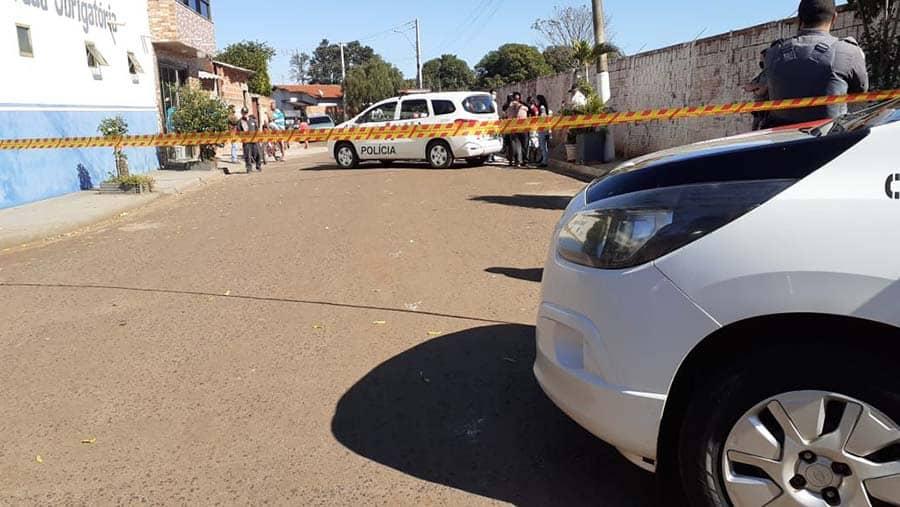 Leandro Soares Gazotto, de 33 anos, foi morto na manhã de domingo, dia 13 (Foto: Reprodução/O Diário do Vale)