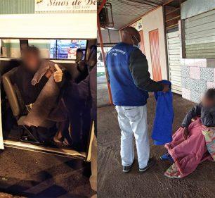 Prefeitura oferece acolhimento emergencial para moradores em situação de rua (Foto: Departamento de Comunicação)