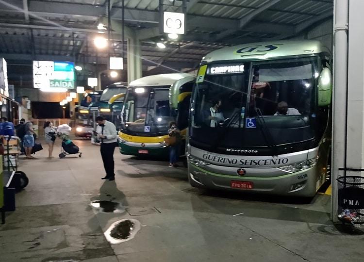 Terminal Rodoviário de Assis registra aumento no número de passageiros (Foto: Departamento de Comunicação)