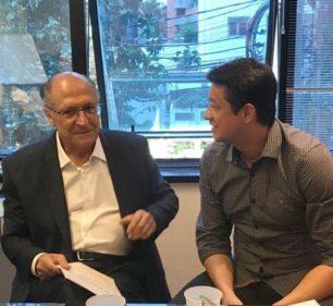 Ricardo Pinheiro se reunirá com Geraldo Alckmin (Foto: Arquivo)
