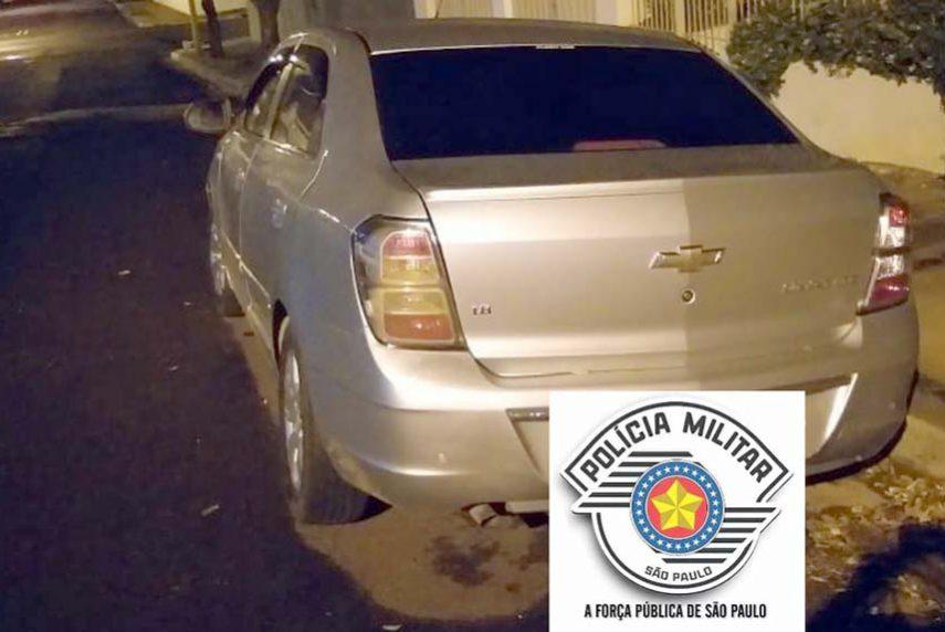 Condutor em carro de Cândido Mota é detido por embriaguez ao volante em Osvaldo Cruz