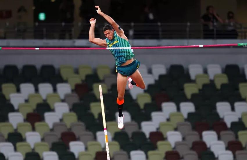 Thiago Braz garante medalha de bronze no salto com vara - Foto: REUTERS/Aleksandra Szmigiel
