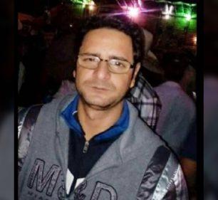 Adalberto de Oliveira Balduino de 36 anos morreu em um acidente na Rodovia Miguel Jubran (Foto: Arquivo Pessoal)