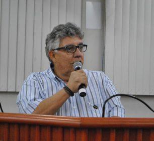 Professor Nilson Silva