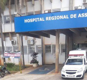 Hospital Regional de Assis trocou corpos dos bebês; Polícia Civil abriu inquérito para investigar — Foto: AssisNews
